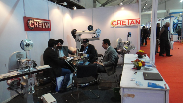 Printpack India 2015 – Chetan Engineering Works